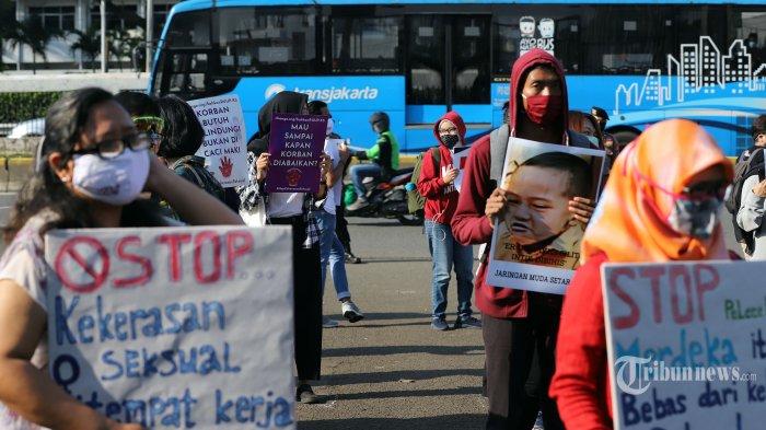 DPR Diminta Segera Sahkan RUU PKS Oleh Kementerian PPPA, Sebut bisa Menjadi Terobosan Hukum