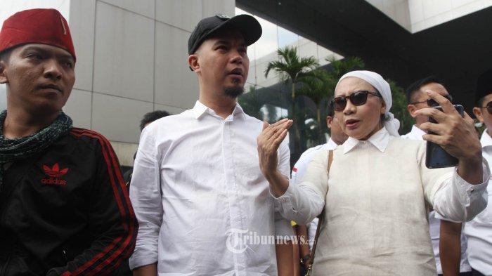 Forum RT/RW Demo Ahok Lusa, Ahmad Dhani dan Ratna Sarumpaet Diajak