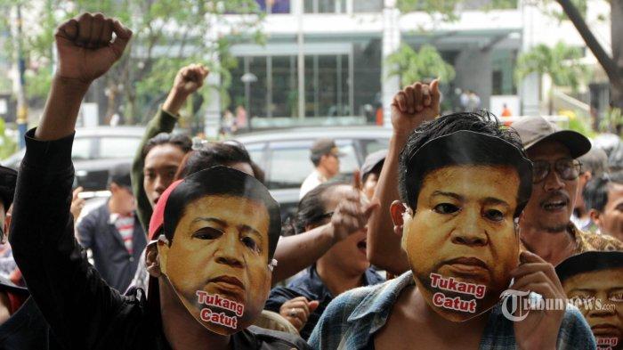 Selama Ini Pembentukan Pansus Untuk Bargaining Politik Tribunnews