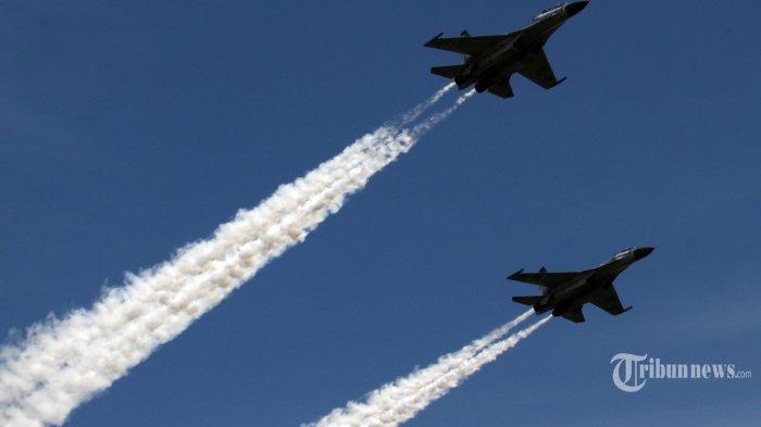 AS Setujui Rencana Penjualan Jet Tempur F-16 dan Rudal Senilai Rp 36 Triliun ke Filipina