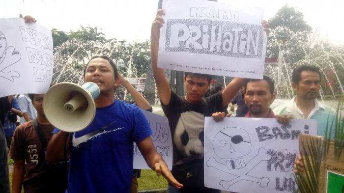 Perompak Kru TV Salam Masih Berkeliaran di Belawan