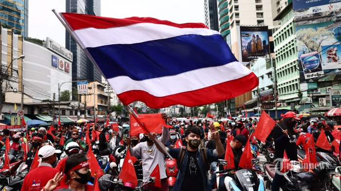 Thailand Tunda Rencana Buka Kembali Kota Bangkok untuk Turis Asing Hingga November Mendatang