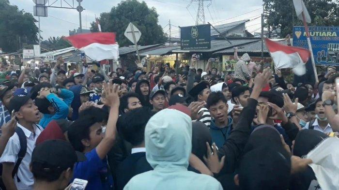 Mengaku Enggak Niat Demo, Pelajar SMP Berdalih Cuma Mau Jalan-jalan ke Gedung DPR RI