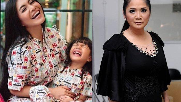Dibawakan 2 Kardus Rawon oleh Vina Panduwinata ke Singapura, Denada Terharu dan Kaget