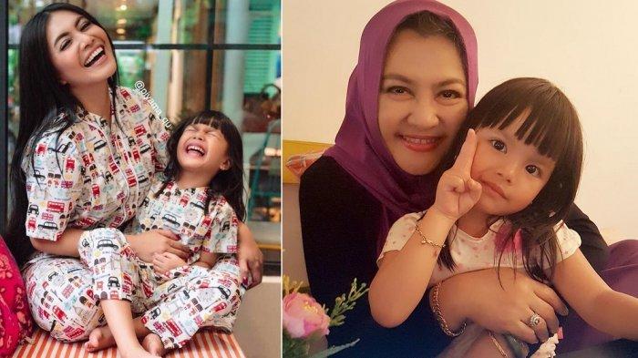 Sempat Panik, Denada Ungkap Penyebab Gigi Aisha Mendadak Banyak yang Bolong seusai Kemoterapi