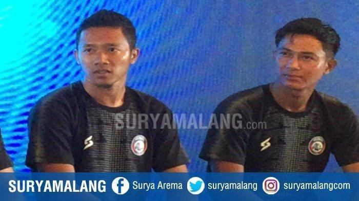 Dendi Santoso dan Johan Al Farisi menjadi dua pemain Arema yang tersisa yang merasakan gelar juara Liga Indonesia 2010, satu dekade yang lalu.