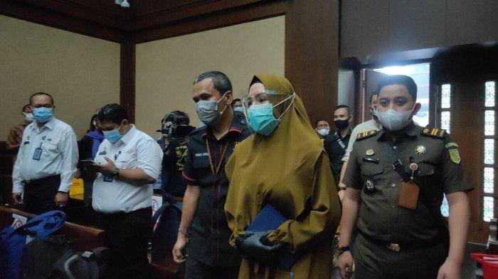 Jaksa Pinangki Cerita dan Tunjukkan Foto Djoko Tjandra di Malaysia ke Rekan Sejawatnya diUheksi