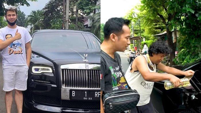 Rolls Royce Raffi Diisi Bensin Eceran, Denny Cagur Ungkap Fakta Ini : Gak Mungkin Gw Asal-asalan