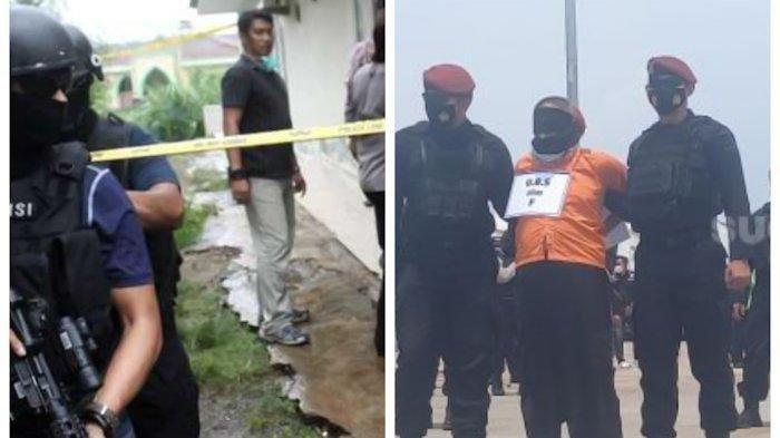 Densus 88 Dalam Sepekan Ringkus 18 Orang di Sumut, 31 Kotak Amal Diduga Untuk Danai Aksi Terorisme