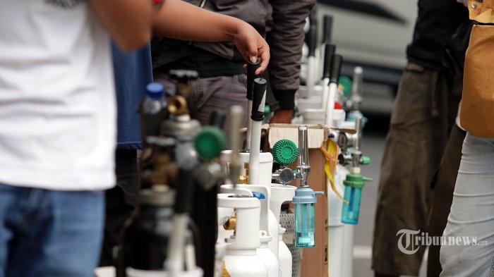 Polres dan Kejari Pekalongan Ramai-ramai Dalami Harga Tabung Oksigen Rp 6,8 Juta di Apotek