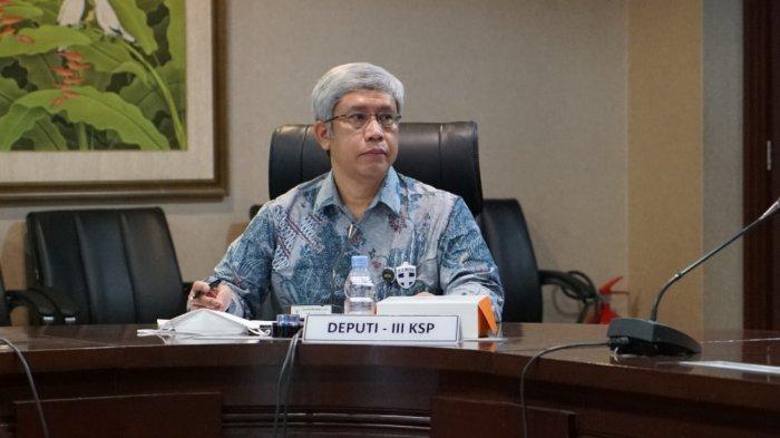 KSP: Ekonomi Indonesia Mulai Pulih, Perdagangan dengan AS Telah Surplus