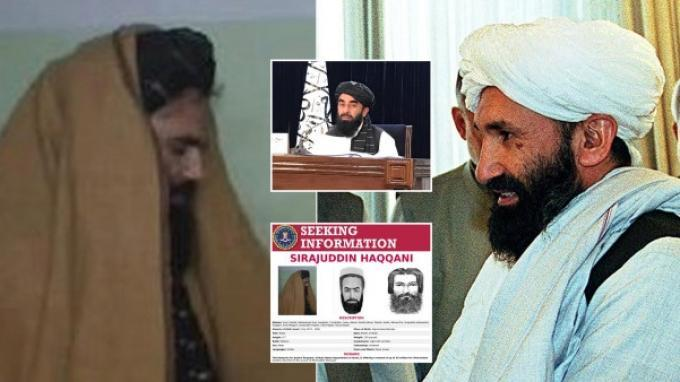 Deretan pemimpin Taliban