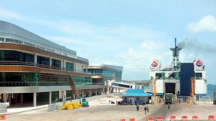 ASDP kembali Buka Penjualan Tiket di 4 Pelabuhan untuk Truk Logistik