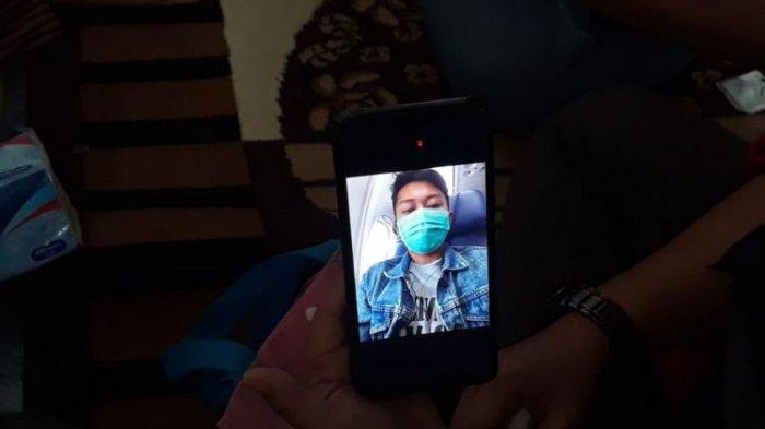 Deryl, Korban Lion Air JT 610 yang Belum Sebulan Menikah
