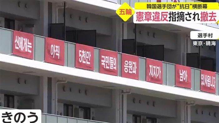 Khawatirkan Bahan Makanan dari Fukushima, Korea Operasikan Pusat Makan Siang untuk Atlet & Ofisial