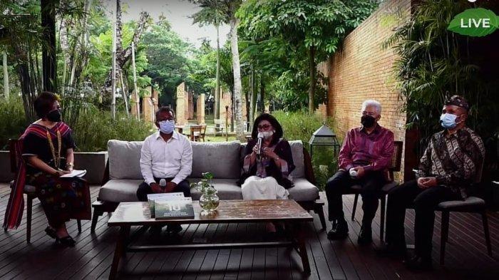 Bilebante di Lombok Tengah Jadi Inspirasi Pembuatan Buku Panduan Mengembangkan Desa Wisata Hiijau