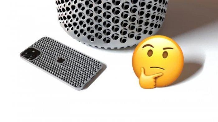 Unik, Apple Patenkan Desain Parutan Keju untuk Perangkat iPhone