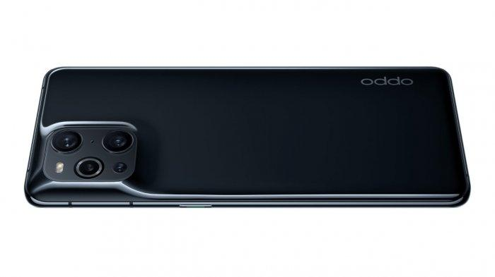 Desain smartphone Oppo Find X3 Pro 5G