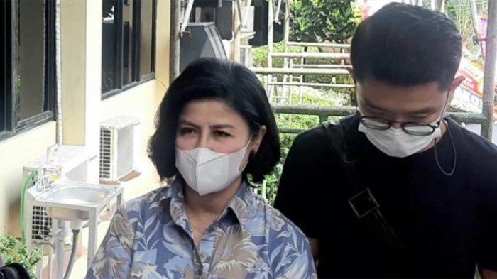 BREAKING NEWS, Ibunda Bams eks Samsons Diperiksa Polisi Terkait Kasus Penyerobotan Tanah Hotma