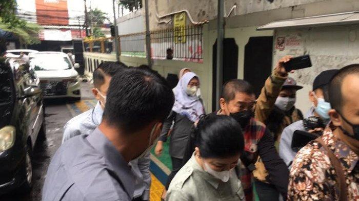 Desiree Tarigan saat ditemui di Pengadilan Negeri Jakarta Selatan, Selasa (14/9/2021).