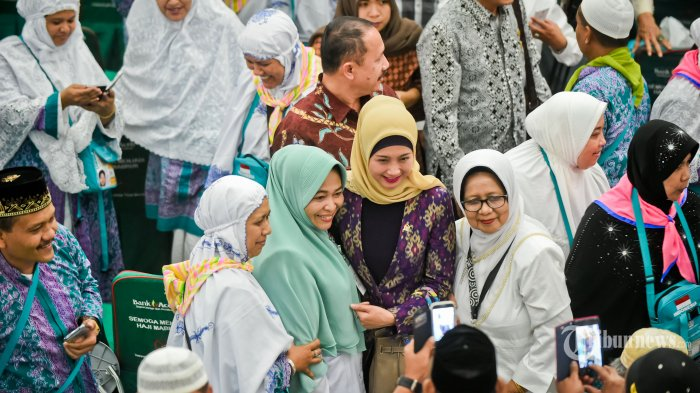 Satu Anggota Jemaah Calon Haji Kota Pekanbaru Mengalami Stroke
