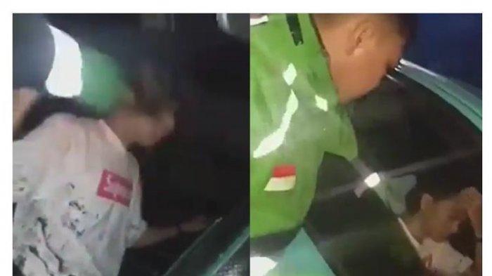 Detik-detik YouTuber Muda Menangis Setelah Ditempeleng Driver Ojek Online Karena Prank Order Fiktif