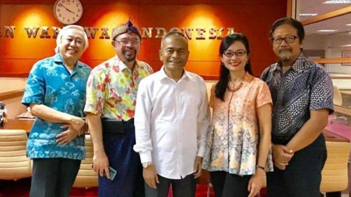 PWI Pusat Seleksi 10 Kepala Daerah Calon Penerima Anugerah Kebudayaan