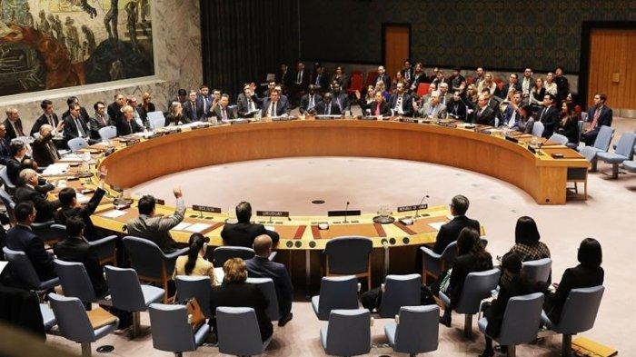 AS Halangi Pernyataan Bersama DK PBB Agar Israel-Hamas Gencatan Senjata