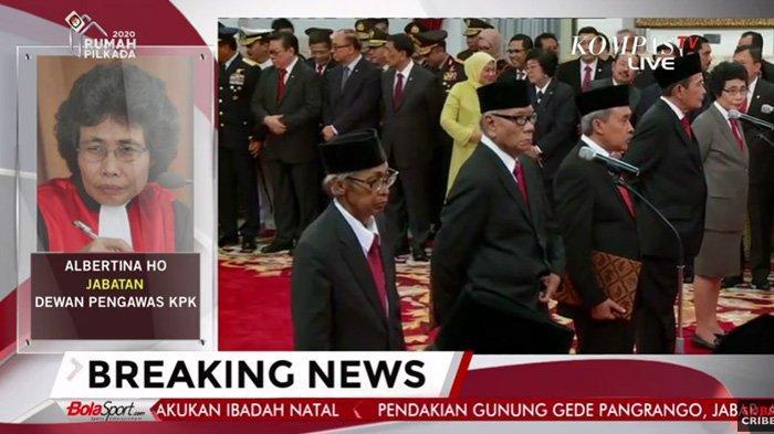 Andi Arief Ragukan Syamsuddin di Dewas KPK, Ernest Prakasa Merinding Lihat Artidjo dan Albertina Ho