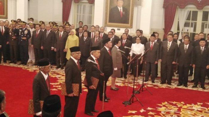 Dulu Lipatkan Hukuman Para Koruptor, Ini Rekam Jejak Mantan Hakim Dilantik Jokowi Jadi Dewas KPK