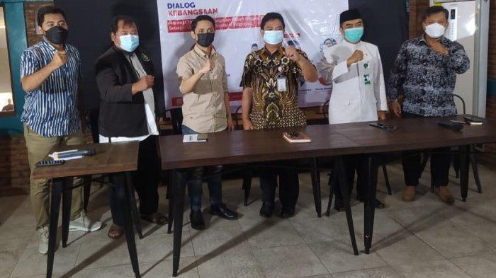 Dewan Syariah Kota Surakarta Bersama Perkumpulan Gerakan Kebangsaan Menggelar Dialog Kebangsaan