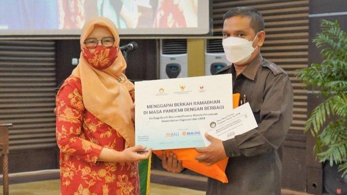 Dewi Arif RH: DWP Kementerian Koperasi dan UKM Dapat Berkontribusi Positif Dalam Setiap Aktivitas