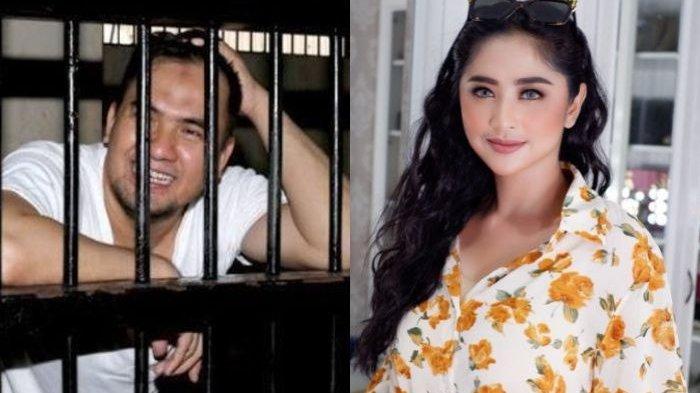 Dewi Perssik ngaku sempat beri bantuan materi kepada Saipul Jamil yang kini mendekam di penjara