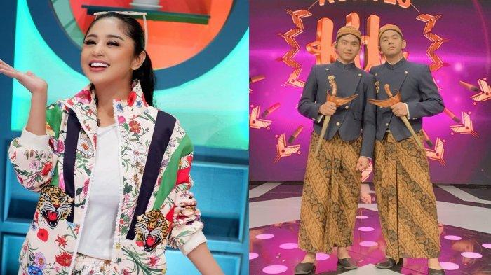 Bertemu Rizki-Ridho D'Academy, Dewi Perssik Singgung 'Zaman Sekarang Jodoh Tak Hanya Restu Orangtua'