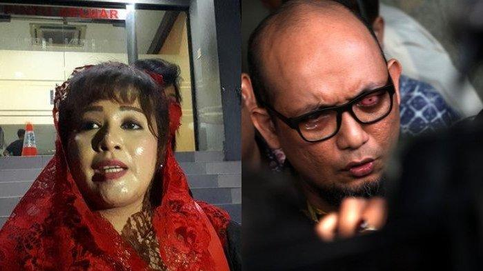 Dewi Tanjung Nilai Pelaku Penyiraman Novel Baswedan Dendam Berat tapi Punya Hati Nurani: Luar Biasa