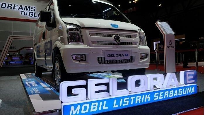 DFSK Luncurkan Mobil Listrik Gelora E di IIMS Hybrid 2021, Pre-order Sudah Dibuka