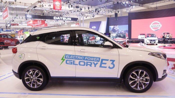 Indonesia Bisa Jadi Basis Produksi Mobil Listrik Dfsk Untuk Pasar Asean Tribunnews Com Mobile