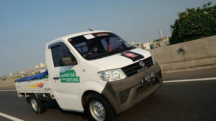 Konsumsi Bahan Bakar Pick Up Super Cab 1.5L Tembus 12,3 Km Per Liter