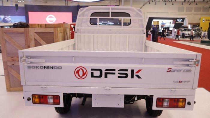 Jadi Tulang Punggung DFSK, Pick Up Super Cab Terjual 1.701 Unit Selama Januari-November
