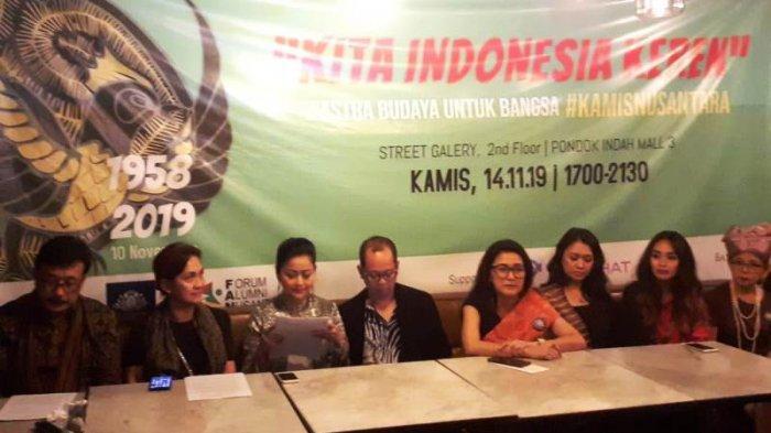 Dhanny Dahlan: Kami Ingin Tenun Indonesia Dijadikan Gaya Hidup