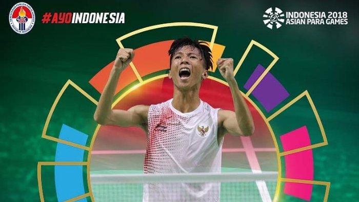 China Peringkat Pertama, Indonesia Geser Uzbekistan Di Peringkat 5 Medali Asian Para Games 2018