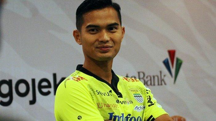 Penjaga Gawang Persib Putuskan Tidak Mudik Lebaran, Pilih Tetap di Bandung