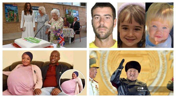 POPULER Internasional: Ratu Elizabeth Potong Kue dengan Pedang | Kim Jong Un Ancam Penggemar K-Pop