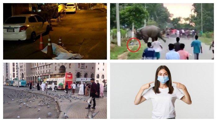POPULER Internasional: RS di Thailand Kewalahan | CDC Rekomendasikan Pakai Masker di Dalam Ruangan