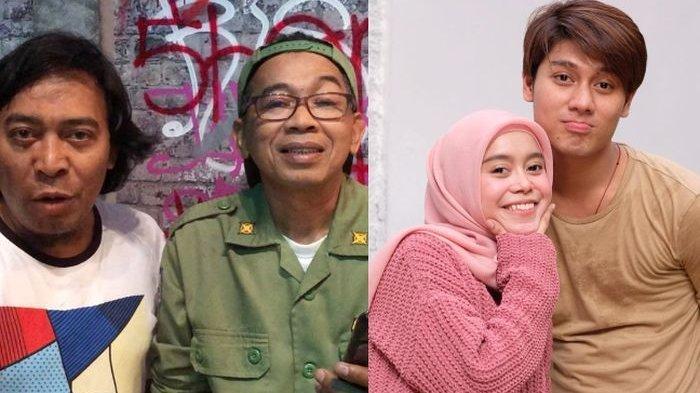 Di Depan Jarwo Kwat dan Komeng, Rizky Billar Akui Cintanya Mentok Pada Lesty Kejora