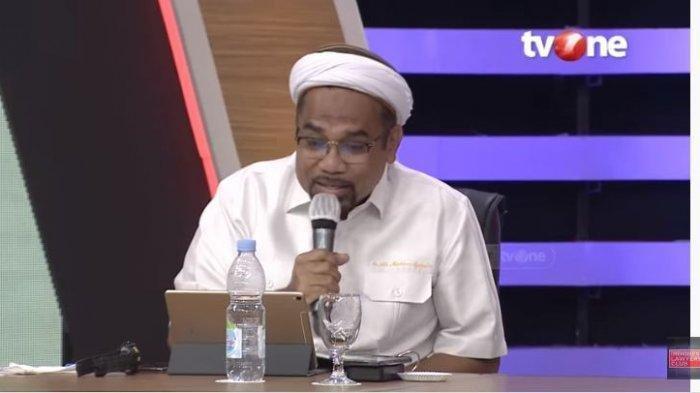Ali Ngabalin menyinggung sebuah hadis dari nabi Muhammad SAW  saat membahas larangan mudik di tengah pandemi Covid-19, Selasa (28/4/2020).