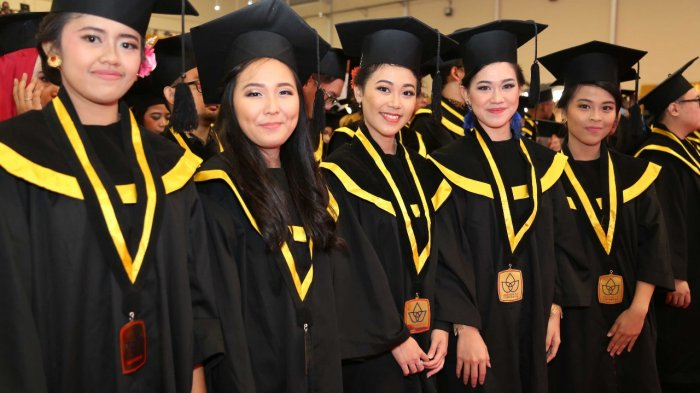 Lulusan  President University Diminta Kembangkan Semangat Entrepreneurship