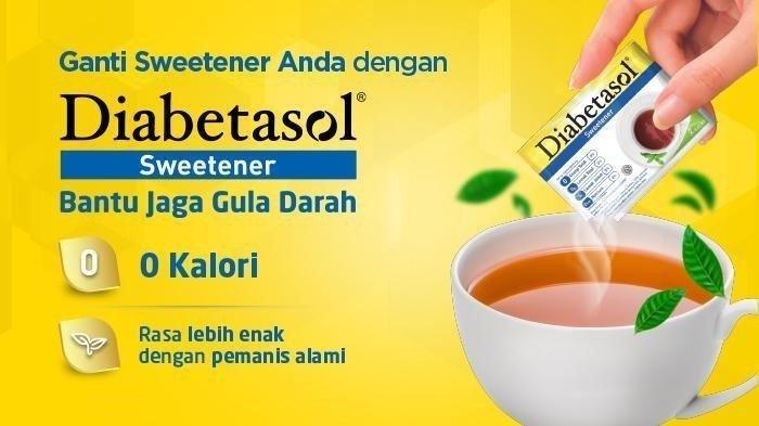 Diabetasol Sweetener dengan sukralosa