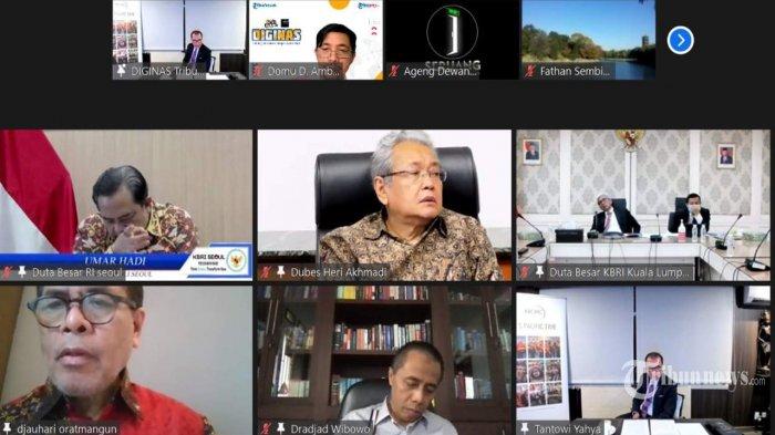 Dubes Ungkap Ada Produk Kerupuk Udang asal Indonesia yang Sangat Laris di China