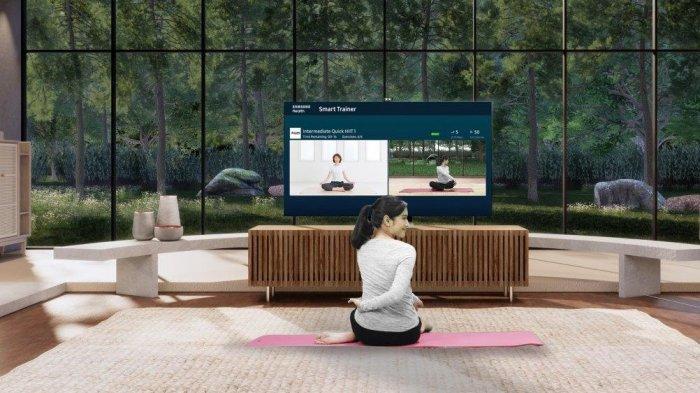 Cara Samsung Dukung Gaya Hidup dan Passion Penonton Televisi di Rumah